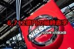 日産自動車 決算発表!6712億円の最終赤字(2020年3月期)