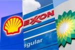 原油安で爆損!私の保有する石油メジャー3社を紹介!!【RDS,XOM,BP】