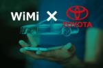 "<span class=""title"">【WIMI】WiMiホログラムクラウドがトヨタ子会社と提携を発表!</span>"