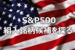 "<span class=""title"">S&P500採用基準から探る組入銘柄候補</span>"